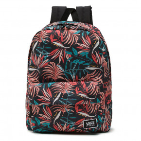 Go to the product Backpack Vans Realm Classic black california floral 2018