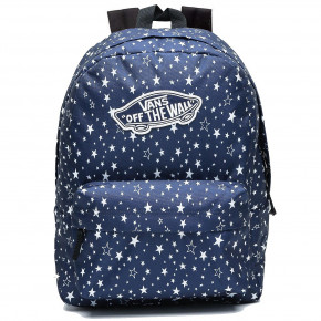 Go to the product Backpack Vans Realm medieval blue star 2018