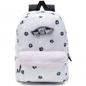 Go to the product Backpack Vans Realm white abstract daisy 2018