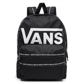Go to the product Backpack Vans Sporty Realm II black/white logo 2018