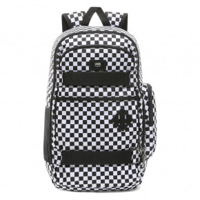Go to the product Backpack Vans Transient III black/white check 2019