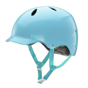 Przejść do produktu Kask Bern Bandita satin light blue 2017