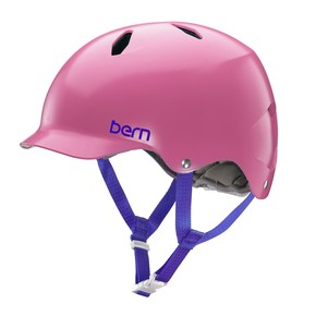 Go to the product Helmet Bern Bandita satin pink 2017