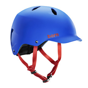 Go to the product Helmet Bern Bandito matte cobalt blue 2017