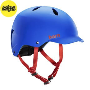 Go to the product Helmet Bern Bandito Mips matte cobalt blue 2017
