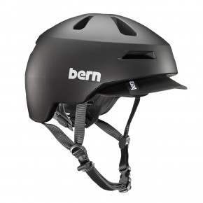 Go to the product Helmet Bern Brentwood 2.0 matte black 2019