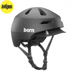 Go to the product Helmet Bern Brentwood 2.0 Mips matte black 2020