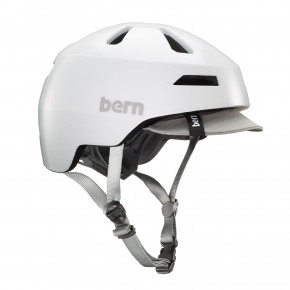 Go to the product Helmet Bern Brentwood 2.0 satin white 2019