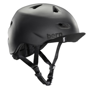 Go to the product Helmet Bern Brentwood matte black 2017