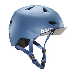 Go to the product Helmet Bern Brentwood matte steel blue 2017