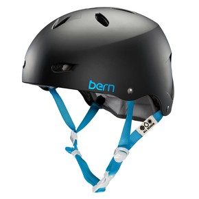 Go to the product Helmet Bern Brighton H2O matte black 2017