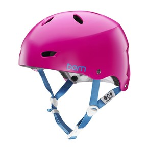 Go to the product Helmet Bern Brighton H2O satin magenta 2017