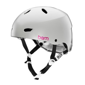 Go to the product Helmet Bern Brighton matte grey 2015