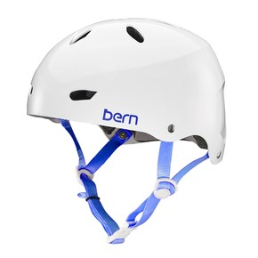 Go to the product Helmet Bern Brighton Team gloss white 2017