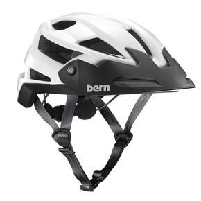 Go to the product Helmet Bern Fl-1 Trail gloss white 2018