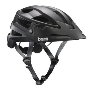 Go to the product Helmet Bern Fl-1 Trail satin black 2018