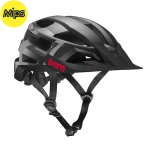 Go to the product Helmet Bern Fl-1 Xc Mips matte black type 2019