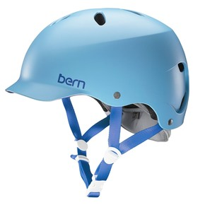 Przejść do produktu Kask Bern Lenox satin light blue 2016