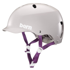 Go to the product Helmet Bern Lenox satin purple haze 2018