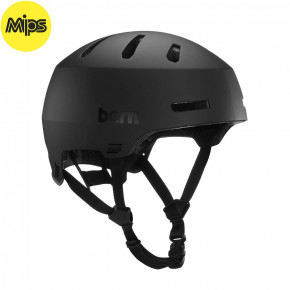 Go to the product Helmet Bern Macon 2.0 Mips matte black 2020
