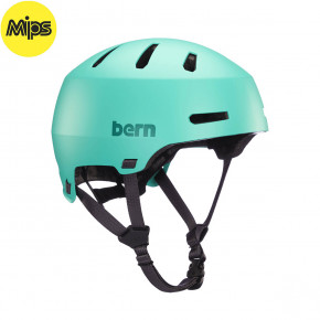 Go to the product Helmet Bern Macon 2.0 Mips matte mint 2020