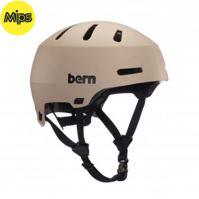 Go to the product Helmet Bern Macon 2.0 Mips matte sand 2020