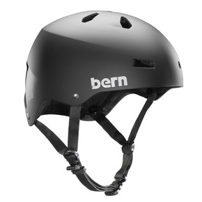 Go to the product Helmet Bern Macon matte black 2018