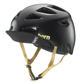 Go to the product Helmet Bern Melrose satin black 2018