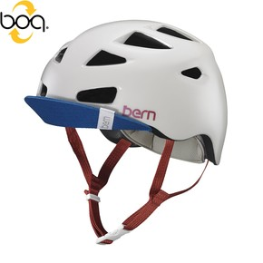 Go to the product Helmet Bern Melrose satin ivory 2017