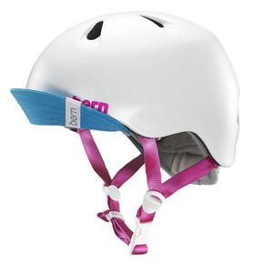 Go to the product Helmet Bern Nina satin white 2018