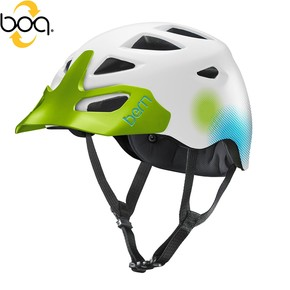 Go to the product Helmet Bern Prescott satin white 2016