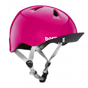 Go to the product Helmet Bern Tigre gloss pink 2019