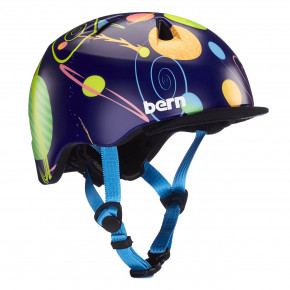 Go to the product Helmet Bern Tigre satin galaxy graphic 2020