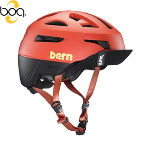 Go to the product Helmet Bern Union matte red 2017