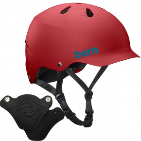 Go to the product Helmet Bern Watts H2O matte oxblood 2020