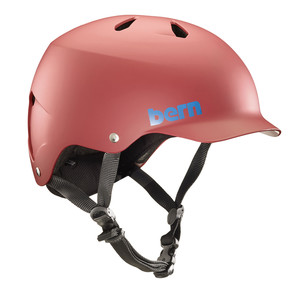 Go to the product Helmet Bern Watts matte red 2018
