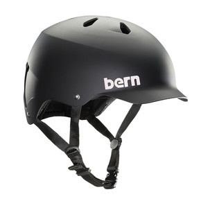 Go to the product Helmet Bern Watts Team matte black 2018