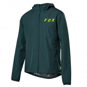 Go to the product Bike jacket Fox Ranger 2.5L Water emerald 2020