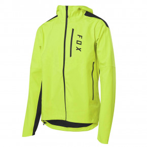 Go to the product Bike jacket Fox Ranger 3L Water day glo yellow 2020