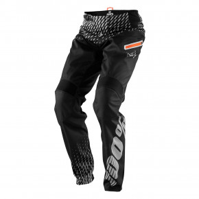 Go to the product Bike pants 100% Youth R-Core Supra Dh Pants black/grey 2020
