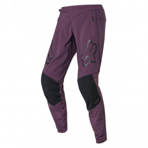 Go to the product Bike pants Fox Wms Defend Kevlar dark purple 2020