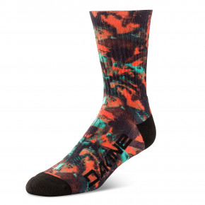 Go to the product Bike socks Dakine Booker diablo 2019