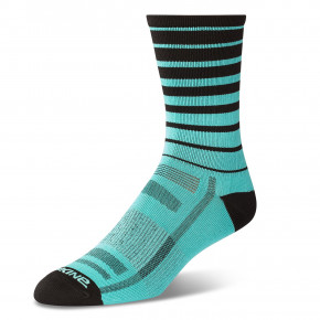 Go to the product Bike socks Dakine Singletrack electric mint stripe 2019
