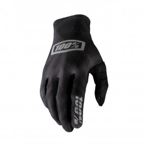 Go to the product Bike glove 100% Celium black/silver 2020