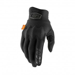 Go to the product Bike glove 100% Cognito D3O black/charcoal 2020