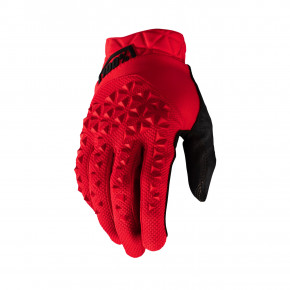 Go to the product Bike glove 100% Geomatic red 2020