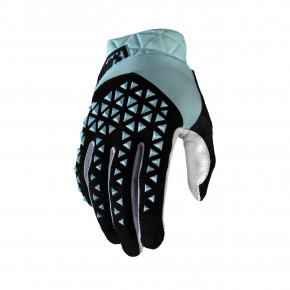Go to the product Bike glove 100% Geomatic sky blue 2020