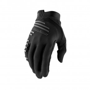 Go to the product Bike glove 100% R-Core black 2020