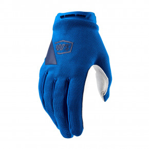 Go to the product Bike glove 100% Wms Ridecamp blue 2020
