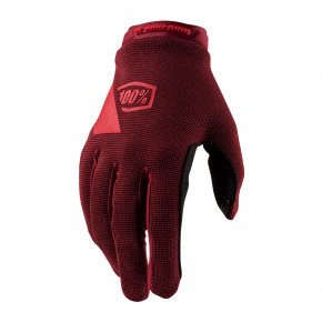 Go to the product Bike glove 100% Wms Ridecamp brick 2020
